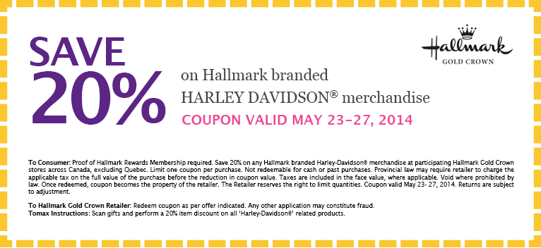 image about Hallmark Coupon Printable named Hallmark Advantages
